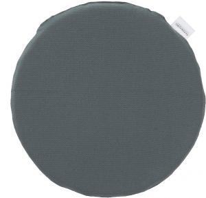 Stolsdyna ALBA rund, grå
