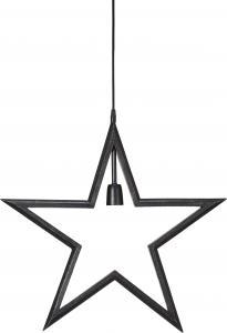 Julstjärna, STAR Farm, svart