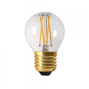 Lampa ELECT LED, E27, Klot Klarglas, 2300K