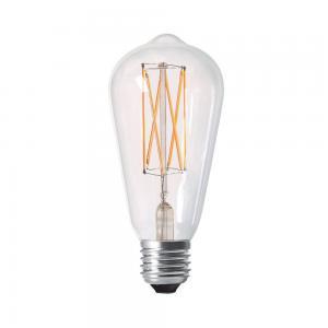 Lampa ELECT LED, E27, Edison Klarglas, 2300K