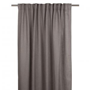 Gardinlängd ALAN, extra lång, enfärgad, grå