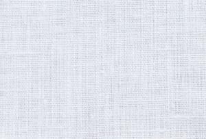 """Gardinkappa """"fuskhisskappa"""" på metervara i 100% lin med tre lagda veck, vit"""
