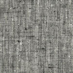 Gardinkappa TUVA, metervara, grå/svart melerad