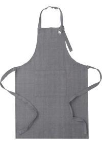 Förkläde TOLEDO, grå