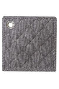 Grytlapp 2-pack, TOLEDO, grå