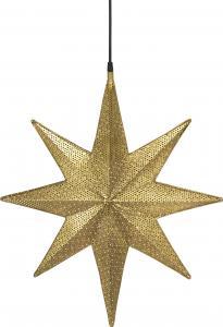 Julstjärna, CAPELLA Stjärna, gold