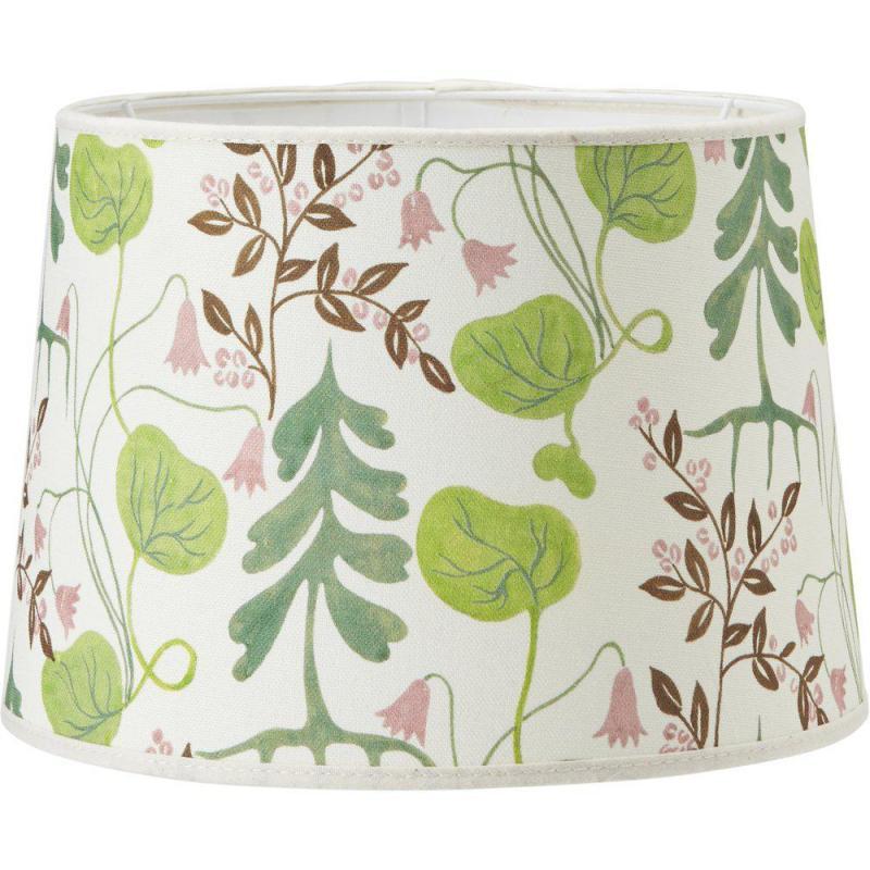 Lampskärm SOFIA, Design Joy Zandén LINNEA, grön