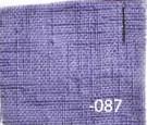 Enfärgad 2-pack panel i vackert tunt tyg med struktur. ljus lila