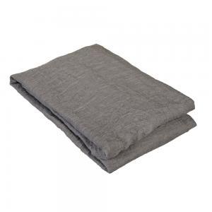 Duk CAROLINE, enfärgad, grå