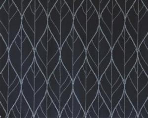 Panelgardin i 2-pack med enfärgad botten och bladmönster. Finns i fyra färger