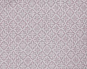 Vävd metervara i bolstermönster/madrasstyg, rosa