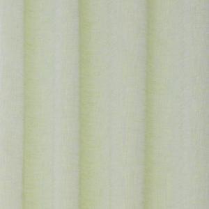 Enfärgade tunna extra långa gardinlängder, melerad, ljusgrön