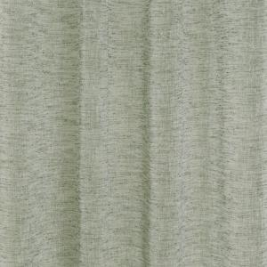 Enfärgade tunna extra långa gardinlängder, melerad, mörkgrön