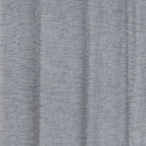 Enfärgade tunna extra långa gardinlängder, melerad,mörkblå