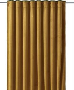 Enya Gardin 2P Honung/Grön 2x135x285cm