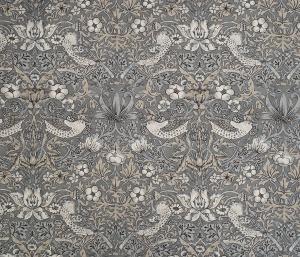 Metervara William Morris, Vilja, grå