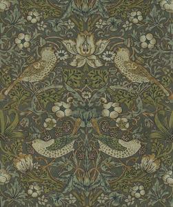 Metervara William Morris, Vilja, grön