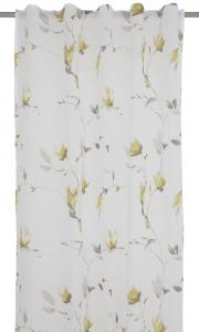 Gardinlängd MEJINA, magnolia, gul