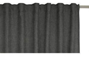 Enfärgad kappa på metervara med tydlig struktur.