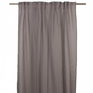 Gardinlängd ASHBY, 300 cm, grå