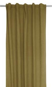 Extra långa gardinlängder i tvättad bomull, finns i 4 olika färger