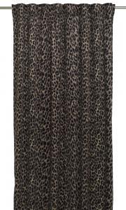 Gardinlängder Leopardus i snyggt leopard mönster