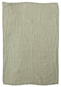 Handduk i tvättat linne, Lovely, linne