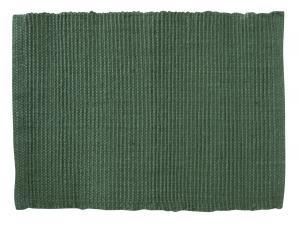 Bordstablett Amhi i jute, grön