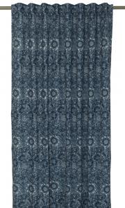 Gardinlängd William Morris, Aletia, blå