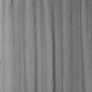 Gardinlängd Rimy extra bred och extra lång i tunn skir kvalité,grå