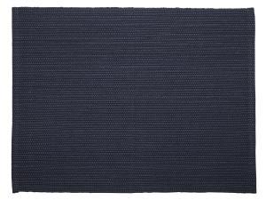 Bordstablett Flimm i tvåfärgat garn, blå