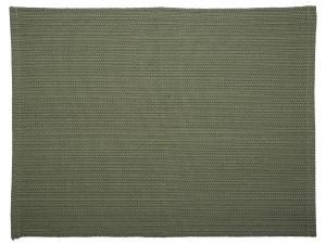 Bordstablett Flimm i tvåfärgat garn, grön