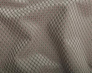 Metervara Romby, sammet med diagonalrutigt mönster, lin