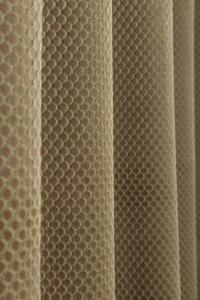 Metervara Romby i sammet med diagonalrutigt mönster, ljusguld