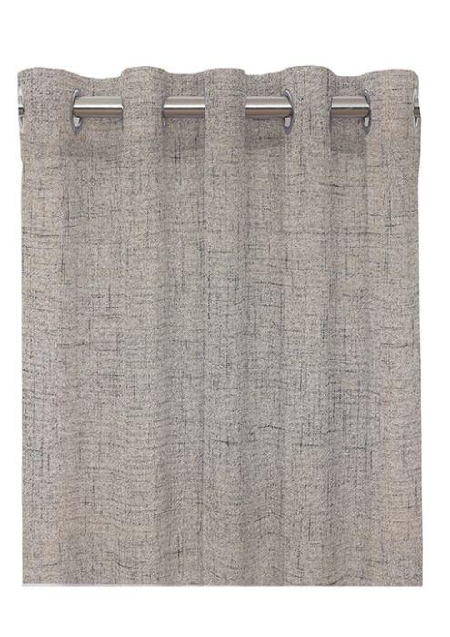Mörkläggningsgardin, Arizona. 240 cm eller 300 cm längd, ljusgrå.