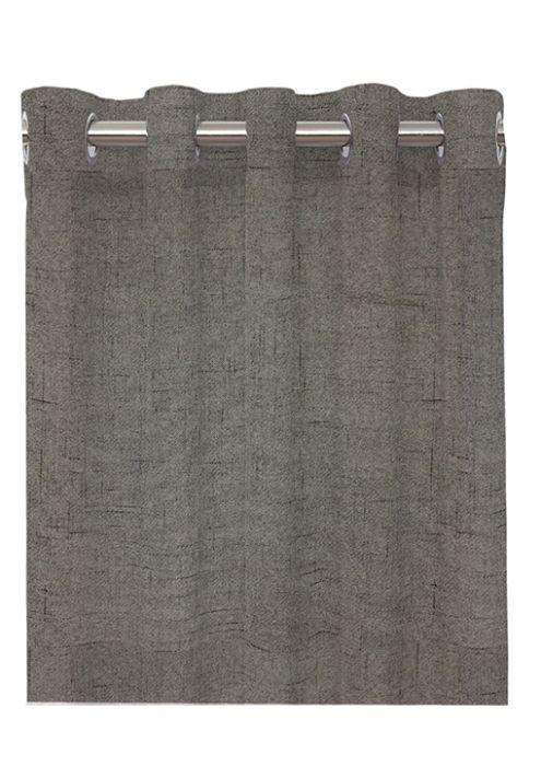 Mörkläggningsgardin, Arizona.  240 cm eller 300 cm längd, mörkgrå