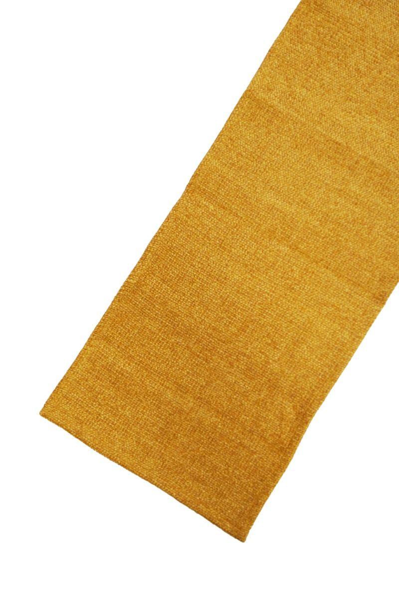 Bordslöpare i guldfärg