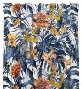 Gardinlängd Eden med tropiska växter