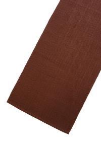 Bordslöpare Otto, zicksackmönster, brun