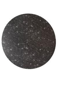 Bordstablett Terazzo, mörkgrå melerad