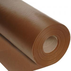 Vaxat papper, 5 m, bredd 75cm i brunt