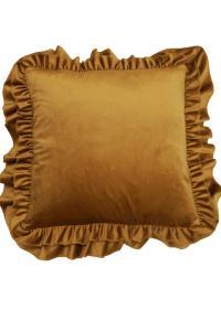 Kuddfodral Velvet, guld