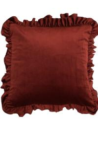 Kuddfodral Velvet, rost