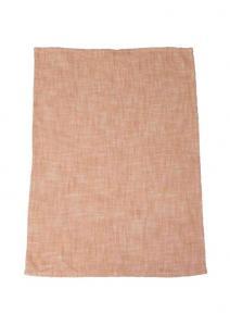 Handduk Visby, enfärgad enzymtvättade bomull, peach