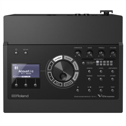 Roland TD-17, trummodul