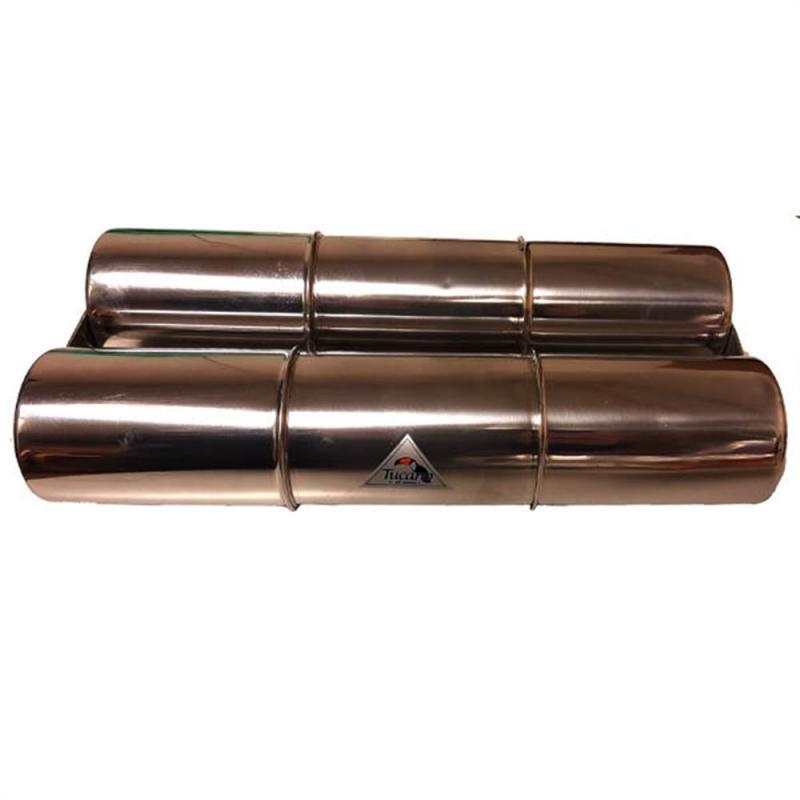 PJ Ganza Steel 32 cm Double