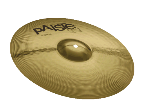 "14"" 101 Brass Crash, Paiste"