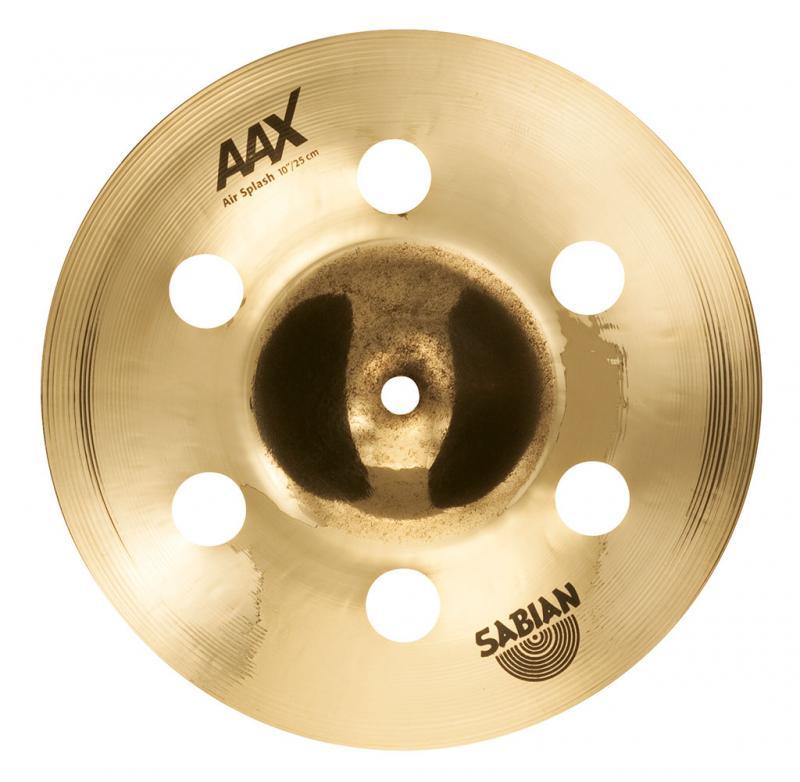 """10"""" AAX Air Splash Brilliant Finish, Sabian"""
