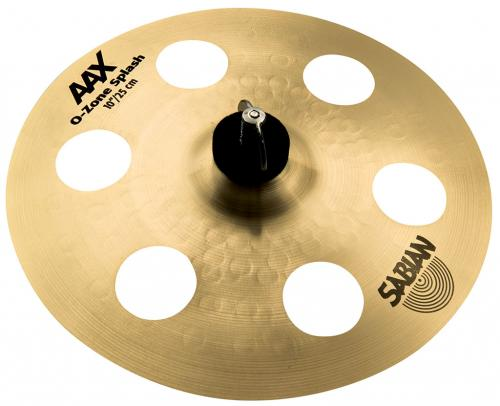 "10"" AAX O-Zone Splash, Sabian"
