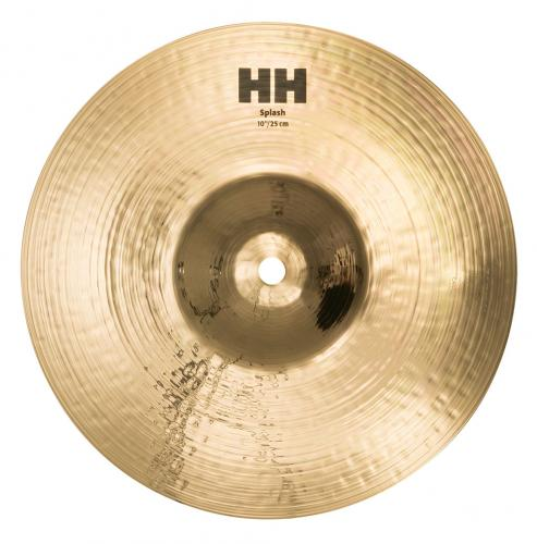 "10"" HH Splash Brilliant Finish, Sabian"